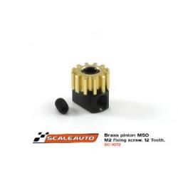 Piñón de 11d 6,5mm extraible con tornillo