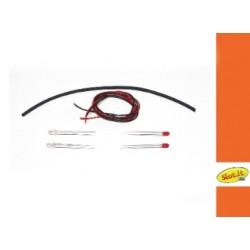 Kit de Leds + Cable para Kit de Luces