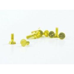 Tornillos métricos 1.9x5mm cónicos