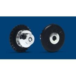 3/32 INLINE soft plastic Gear 27t Black