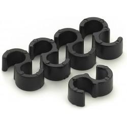 Soporte tubo silicona
