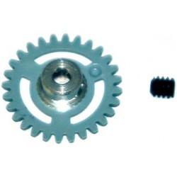 3/32 ANGLEW soft plastic Gear 28t