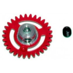 3/32 ANGLEW soft plastic Gear 31t