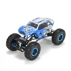 Temper 1:18 4WD Rock Crawler Brushed: RTR