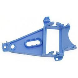 Soporte motor triangular ángulo soft azul