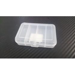 Caja cuatro compartimentos mediana