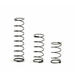 Juego muelles 3 durezas suspension largos NSR