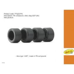 Neumaticos P6 18x10mm