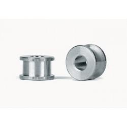 Cojinetes de aluminio