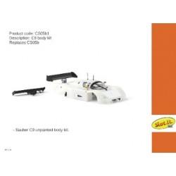 Carrocería Sauber C9 kit rev.1