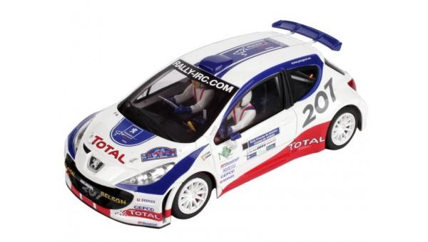 """Peugeot 207 S2000 Ojeda """"firmado"""""""