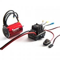 Tazer 1/10 6-pole 4000Kv WP ESC/Motor Combo V2