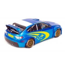 Subaru Rally Cross Car 1 - blue