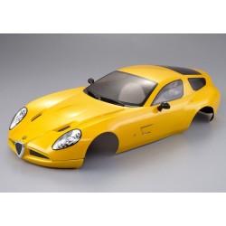 Carrocería Alfa Romeo TZ3 corsa, Yellow