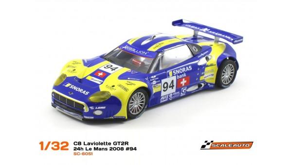 Spyker Spyder GT 24h Le Mans