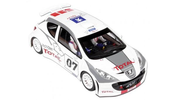 Peugeot 207 S2000 test car