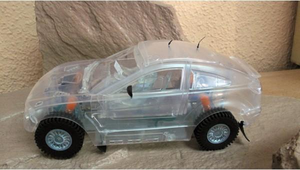 Mitsubishi Lancer Racing - Transparente