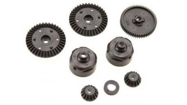 TT01 G Parts