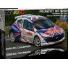 BEL001 - Peugeot 207 S2000 Kris Meeke Winner Ypres Westhoek Rally 2009