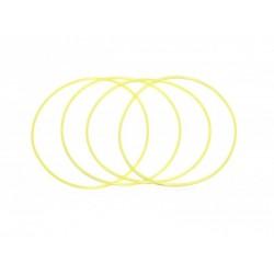 Correa de transmision 50mm amarillo