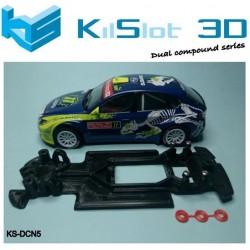Chasis 3d Subaru N14