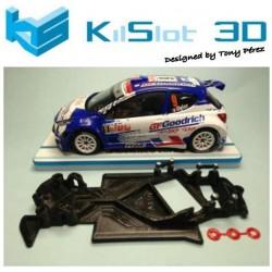 Chasis 3d Peugeot 207 S2000