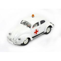 VW Beetle Cruz Roja