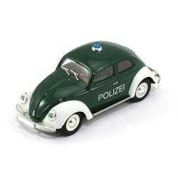 VW Beetle Polizei