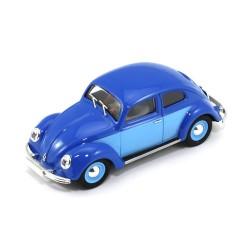 VW Beetle Bicolor Azul