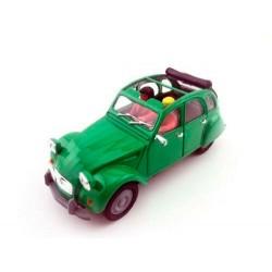 Citroën 2CV Verde