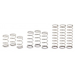 PLASTIC CUPS + SCREWS for MOTOR SUPPORT (3+3pcs)