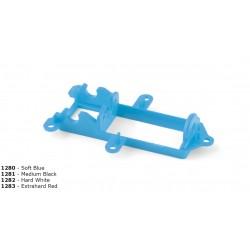 Soporte motor inline Formula 1 azul blando