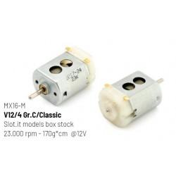 Motor V12/4 de 23000 Rpm