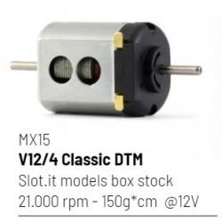 Motor V12/4 de 21000 Rpm