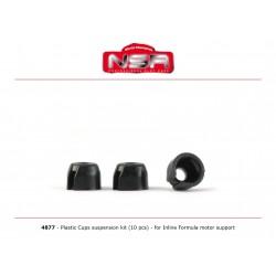 Copelas de suspension Soporte inline 10uds