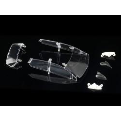 Cristales Fiat Abarth S2000