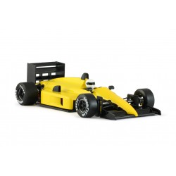 Formula 1 86/89 Test Car Yellow