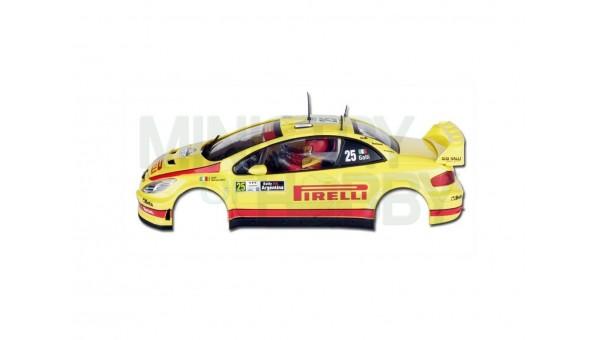Carrocería completa Peugeot 307 WRC - Pirelli