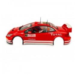 Carrocería completa Peugeot 307 WRC - Oficial