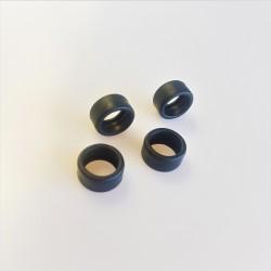 SRC RN0201 - Neumático perfil bajo delantero Grip cero x 4 uds