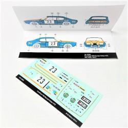 SRC SP10083 - Calcas Ford Capri RS ROHRL