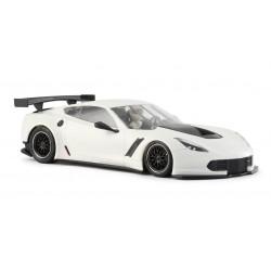 Corvette C7R Body White Kit
