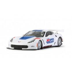 Corvette C7R Pace Car Indy 2017 White