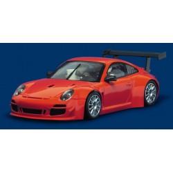 Porsche 997 Rally Test Car Rojo
