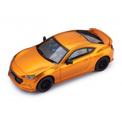 Subaru BRZ Orange
