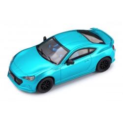 Subaru BRZ Blue
