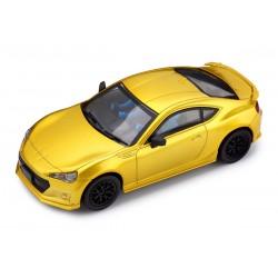 Subaru BRZ Yellow
