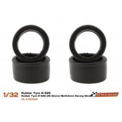 Neumático 19x10,5mm (shore 25)