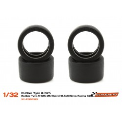 Neumático 18,5x10,5mm (shore 25)