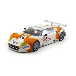 SC-6042 Spyker C8 Spyder GT2R 24H. LeMans Scaleauto Ministry Of Hobby